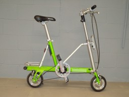 Microbike PACIFIC Carre Me