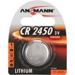 PILA ANSMANN CR2450